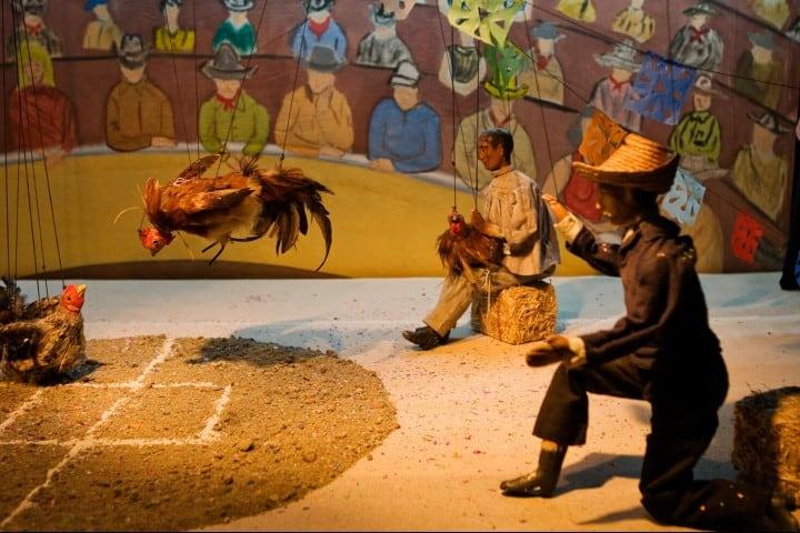 Ve estas increíbles marionetas, Guía Qué hacer en Tlaxco