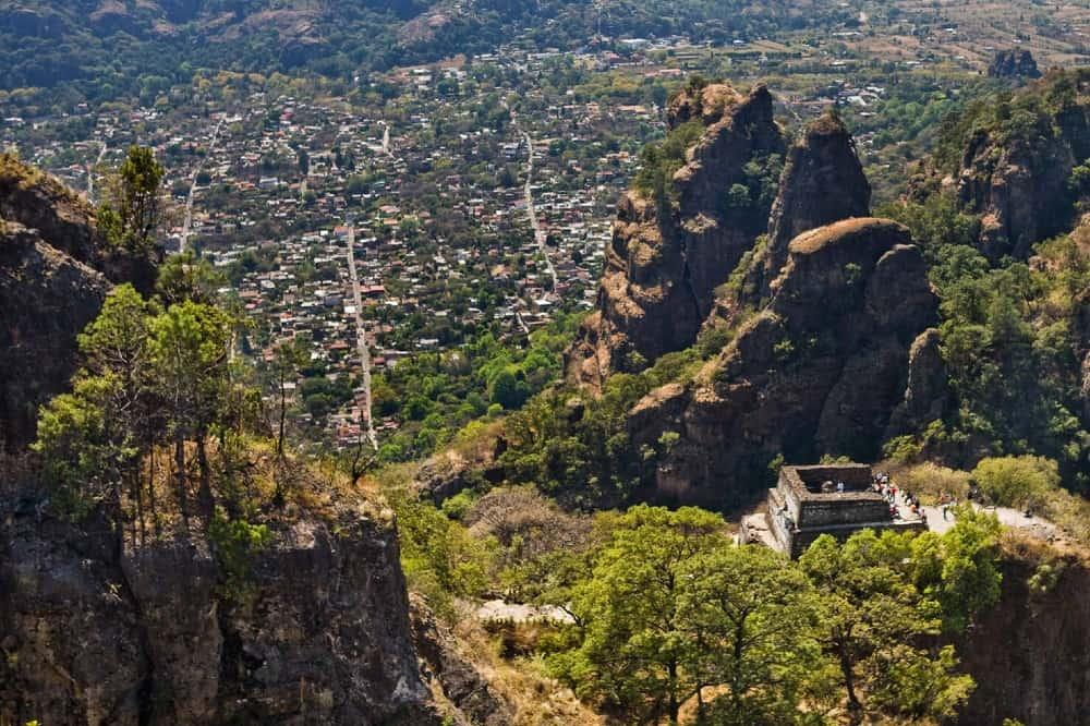 Cómo llegar a Tepotzotlán. Foto: Visit México