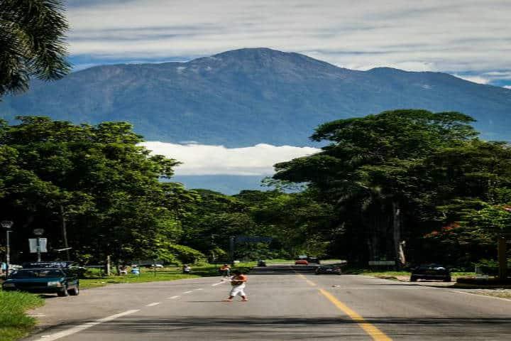 Volcán Tacana. Foto Elías Rodríguez