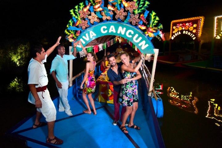 Xoximilco Cancún. Foto_ i travel tours