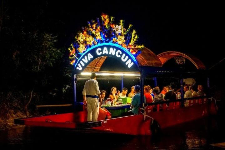 Xoximilco una de las mejores aventuras. Foto_ Xcaret
