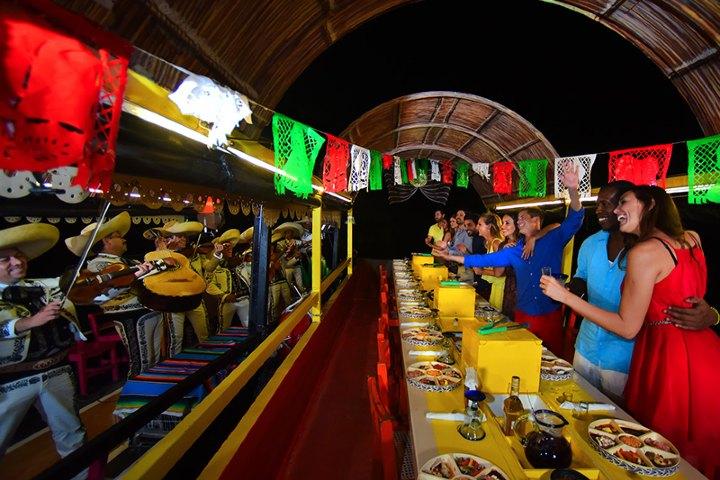 Xoximilco. Foto: Tours Xoximilco