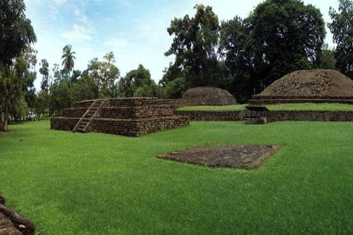 Zona Arqueológica de Izapa. Foto Hotel Tapachula