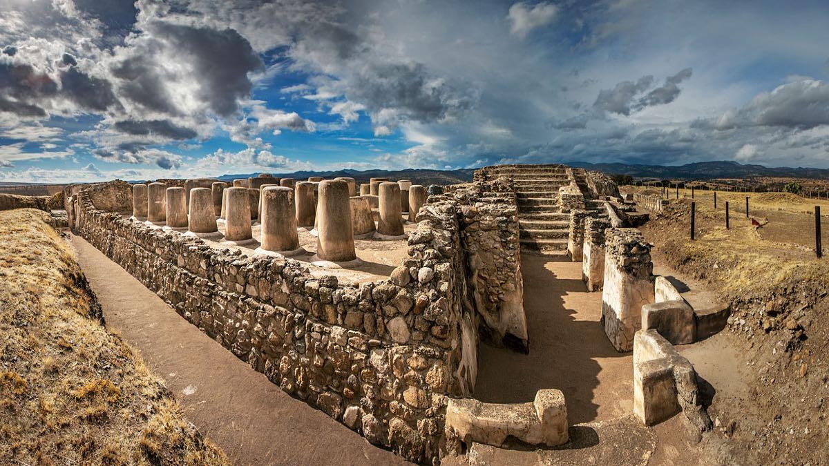Zonas arqueológicas de Zacatecas. Foto Soy Puro Mexicano