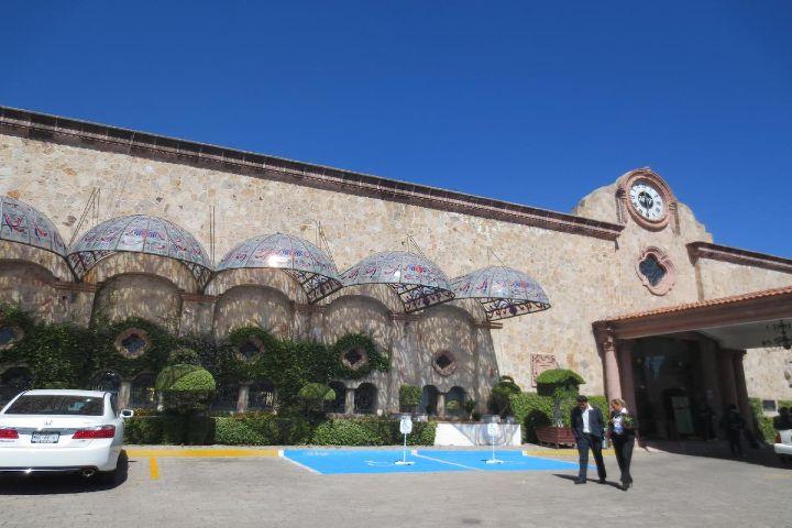Gran Hotel Hacienda de la Noria Foto: Donde hospedarse