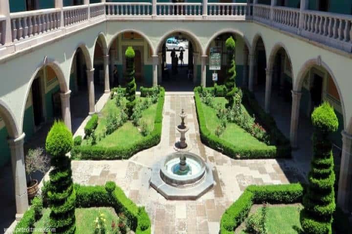 qué hacer en Jerez palacio municipal de Jerez
