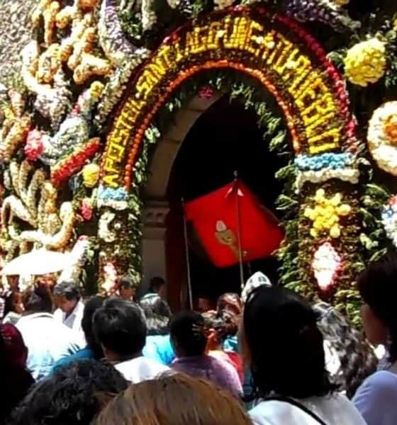Fiestas, ferias y clima de Tepotzotlán. Foto:tepotzotlansuhistoria