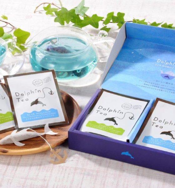 Ocean Teabag Foto: Delfin