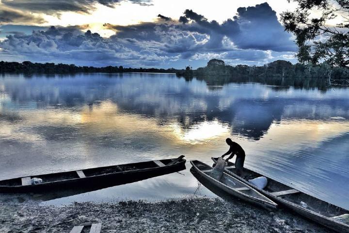 El País Foto: El corazón del amazonas Perú