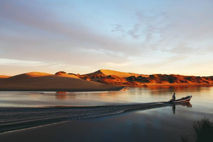 Cabo Polonio. Foto Fernando Carballo