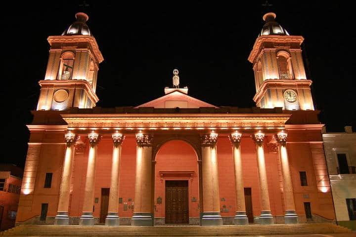 Basílica de la Virgen Del Valle Foto: Marcos HB