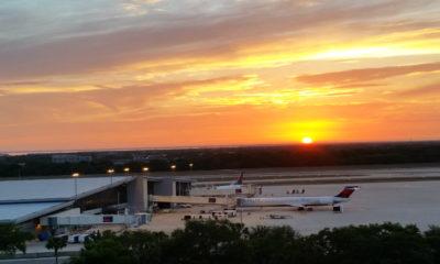 Aeropuerto Internacional de Tampa. Foto Michel Curi