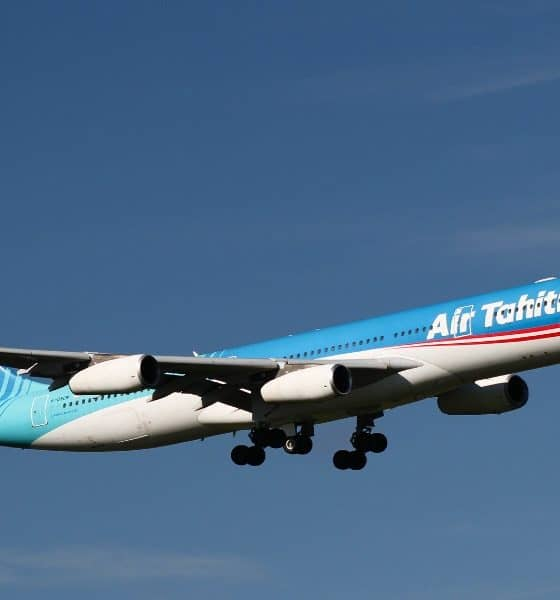 Air Tahiti Nui Foto Samson Photography
