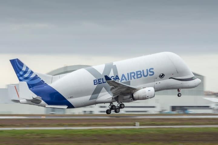 Airbus Beluga XL Foto: Emilien Galliot