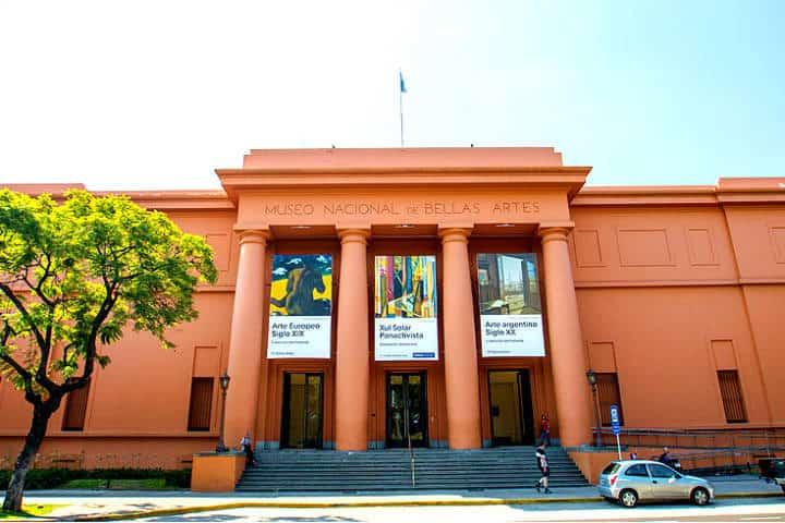Bellas Artes Foto: Gobierno de la ciudad de Buenos Artes