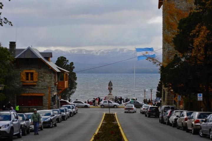 Calles de Bariloche Foto Naveen Ahluwalia 2