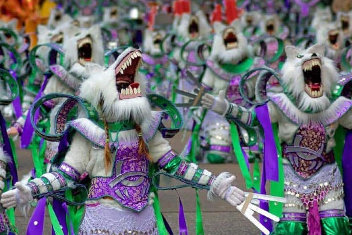 Carnaval Badajoz Foto: www.carnavalbadajoz.es