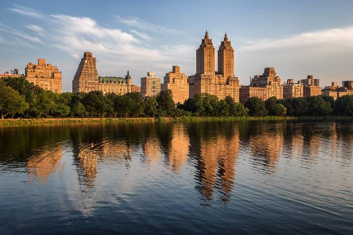 Central Park Foto: Steve Lange