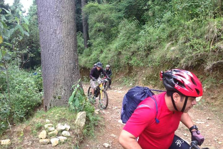 Ciclismo en  Los Dinamos Foto: Archivo