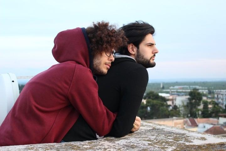 Conexión de pareja Foto Gabriele Grieco