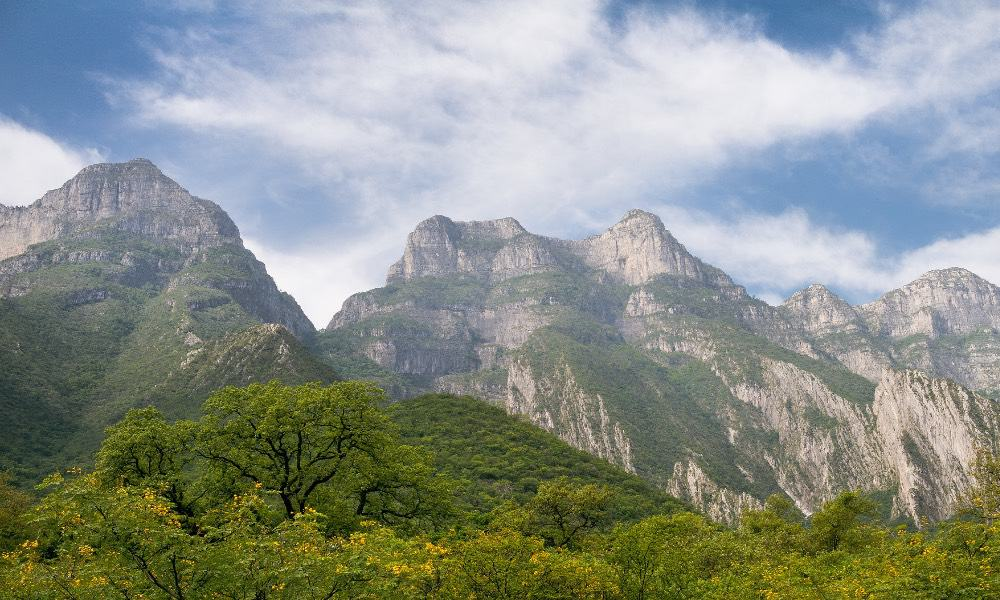 Cumbres de Monterrey Foto Javier Orozco