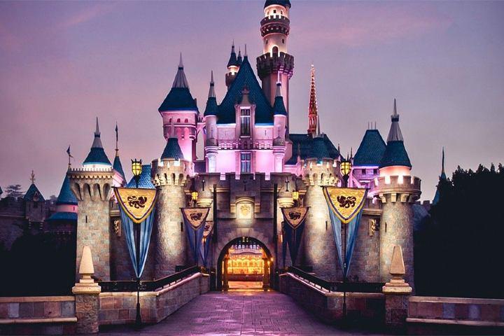 Desert Palms Foto: Disneyland