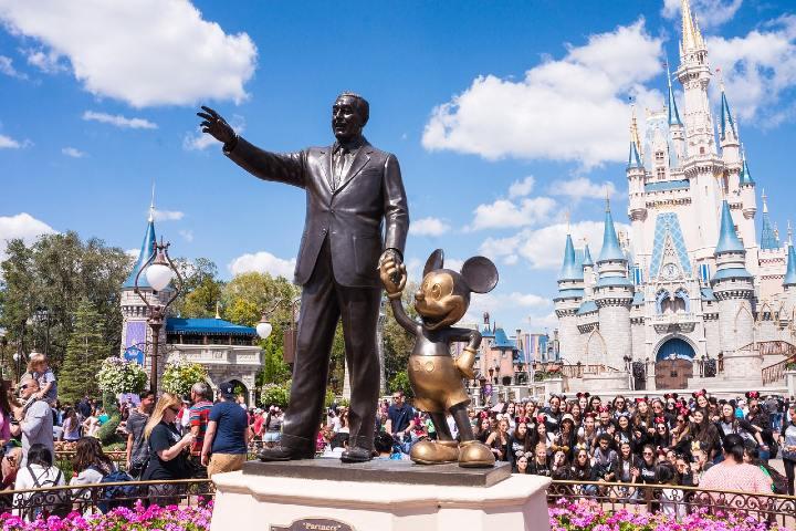 Disney cierra sus parques por Coronavirus. Foto HenningE.