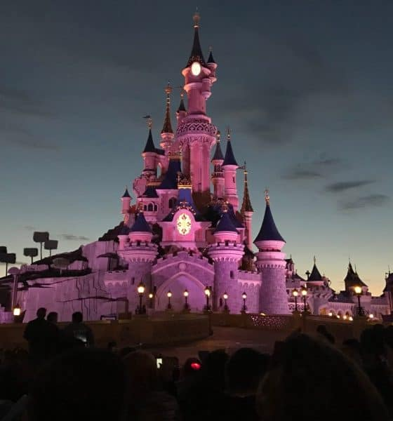 Disneyland Paris Foto: Maria Martin