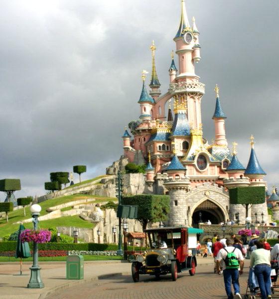 Disneyland París. Foto Christian Grunert