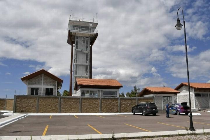 El Heraldo de Chihuahua Foto: Aeropuerto de Creel
