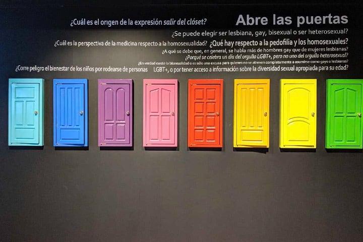 Expo LGBT+ Foto Museo de Memoria y Tolerancia