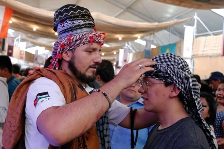 Feria Internacional de las Culturas Amigas Foto: Secretaria de Cultura de la Ciudad de México
