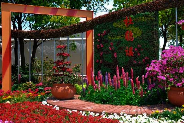 Festival flores y jardines. Foto: Paisajes mexicanos