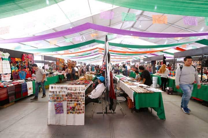 Fiesta de las Culturas Indigenas Foto: Secretaria de Cultura de la Ciudad de México