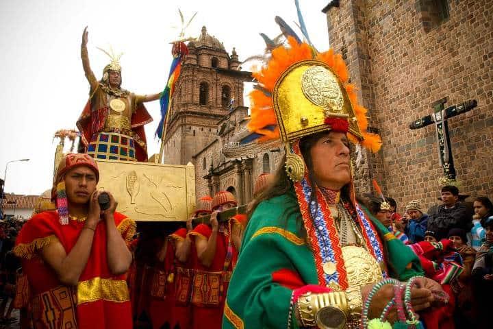 Fiesta del sol Foto: enorbitaweb