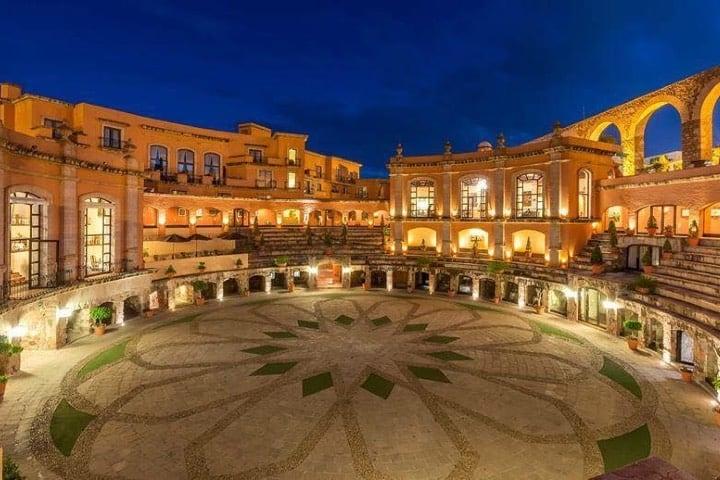 Hotel en Zacatecas Foto Hotel Quinta Real Facebook