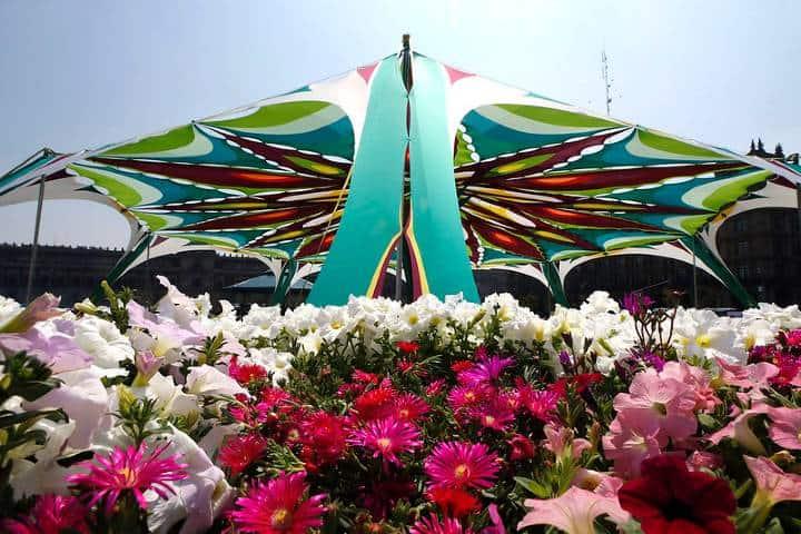 Inicio de la primavera Foto: Secretaría de Cultura de la Ciudad de México