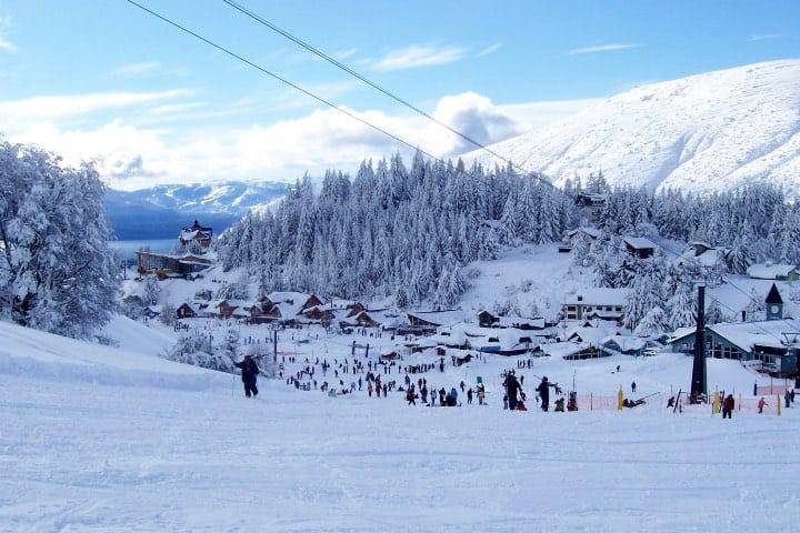 Invierno en Bariloche Foto Shoptime Viagens 2