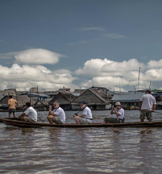 Iquitos Foto: Maciej Htadki
