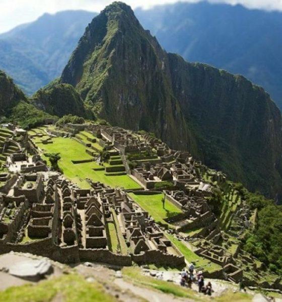 Latinoamerica Viajes Foto: Machupichu Perú