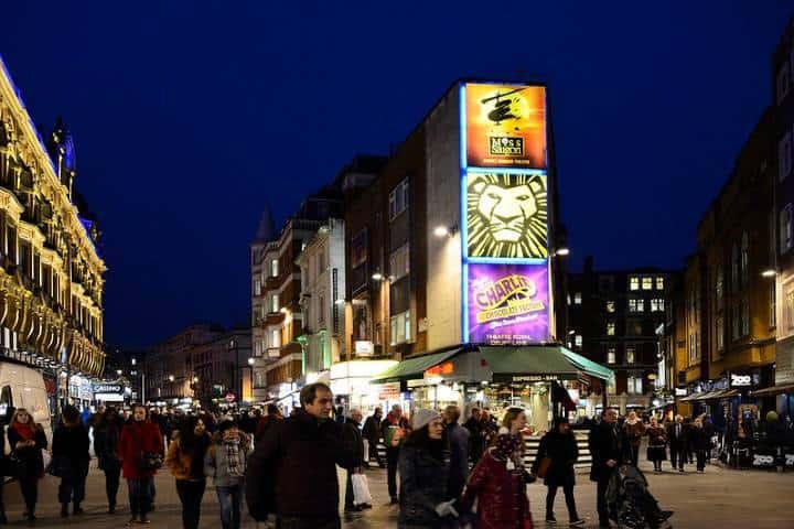 Leicester Square Theatre Foto: Gary S. Crutchley