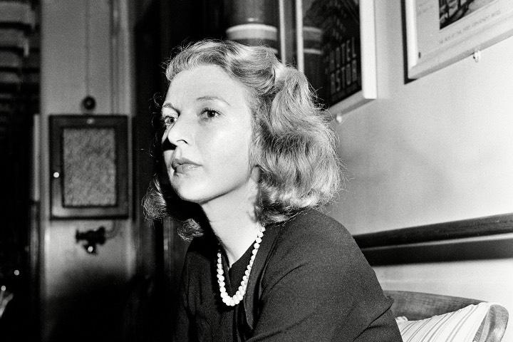 Marta Gellhorn Foto Archivo