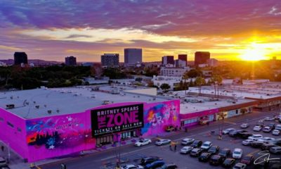 Linkedin Foto: Britney Spears The Zone