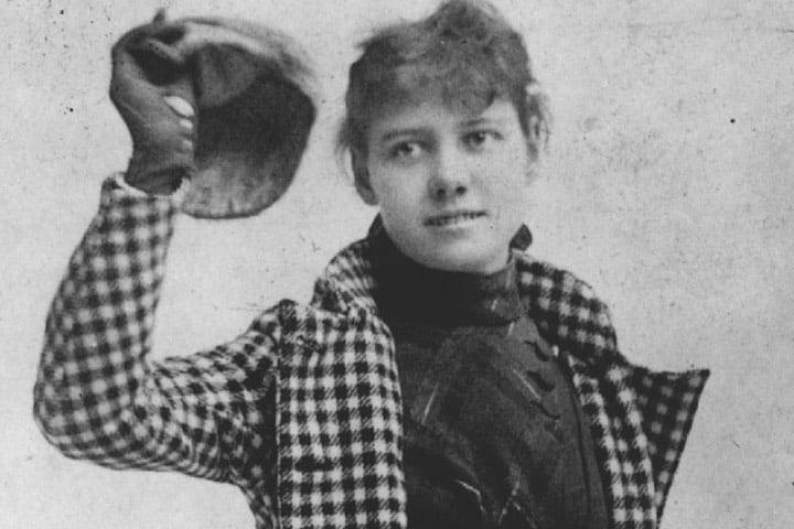 Nellie Bly Foto Archivo