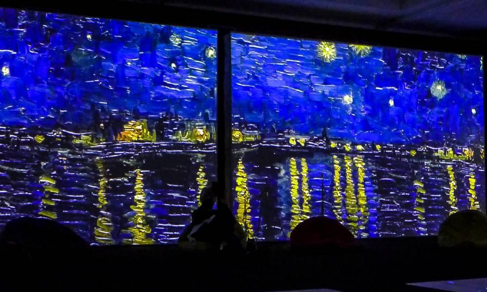 Noche estrellada Foto: Ulrike Prnow