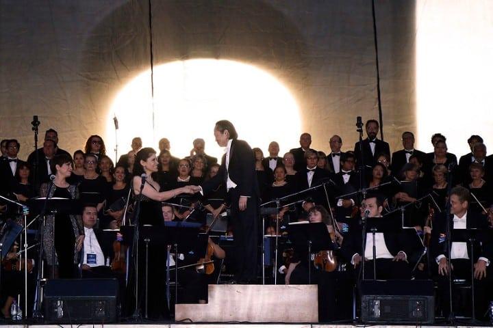 Orquesta Filarmónica de la Ciudad de México Foto: Secretaría de Cultura de la Ciudad de México