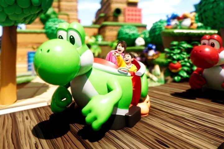 Parque de atracciones de Nintendo.