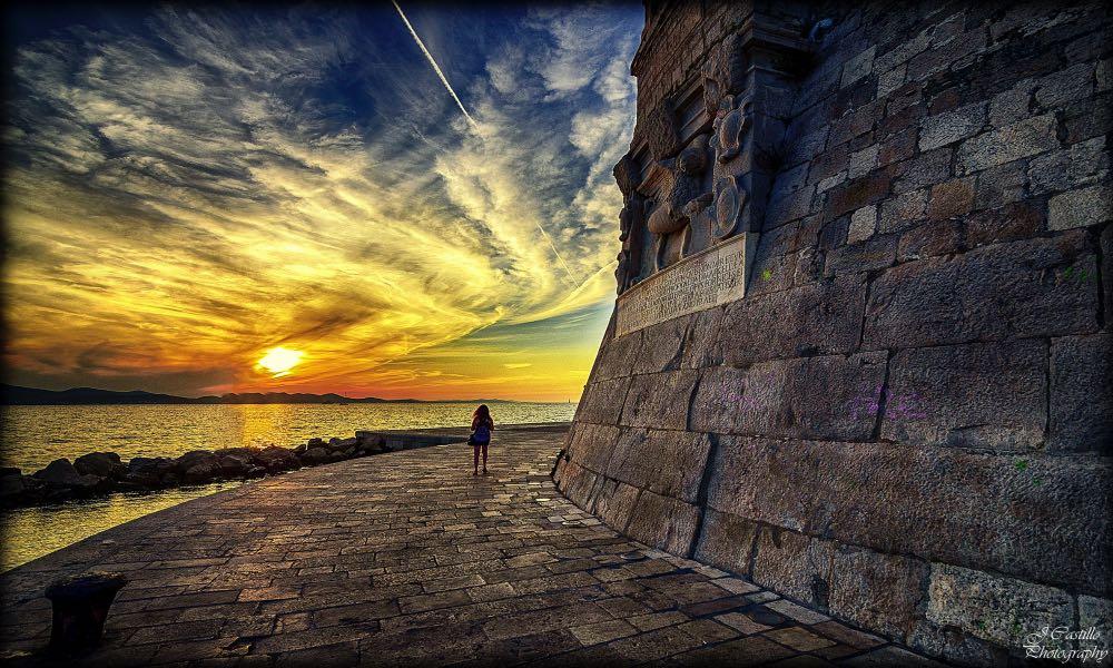 Paseo por Zadar Foto José Castillo 2