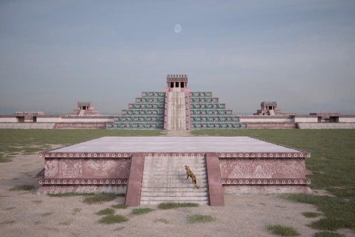 Pirámide de Teotihuacán Foto: iToo