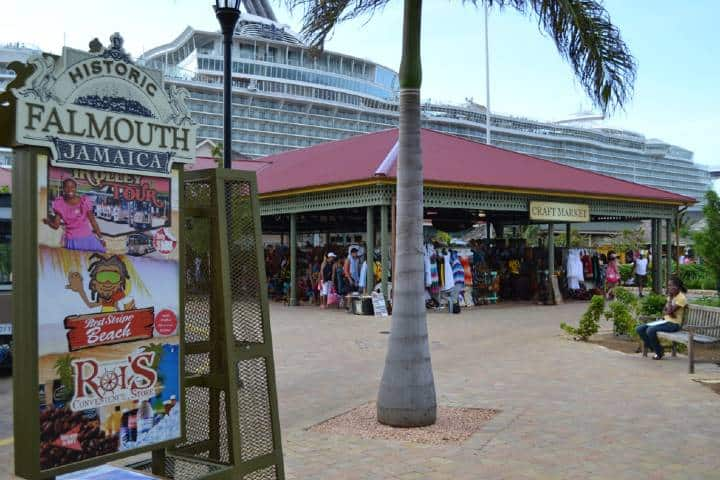 Port of Falmouth Foto: Jamaica Tourist Board